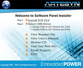 iMP software panel download